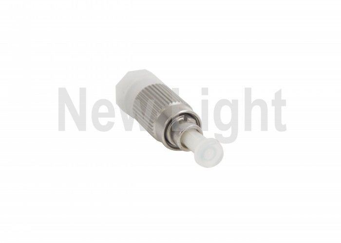 FC Small Fiber Optic Attenuator Metal Material For Fiber Optic Communication System