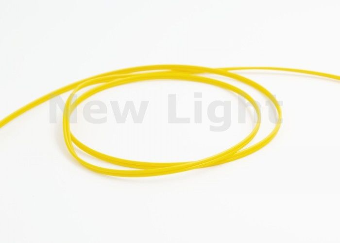 Indoor Simplex Single Mode Fiber Optic Cable Dimater 3mm For Patch Cord