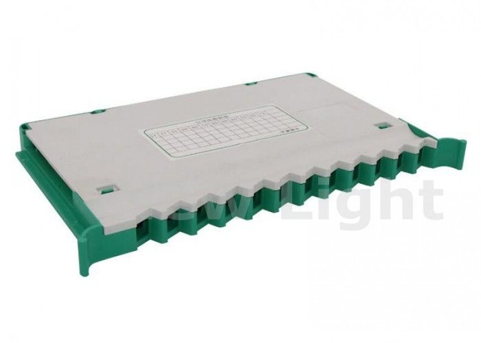 12 Core FTTH Fiber Optic Distribution Frame ODF Rack Mount For LAN / WAN