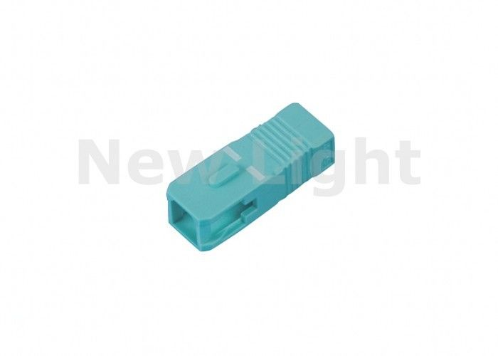 Fiber Optic Assembly SC Housing , Fiber Optic Cable Accessories For LAN
