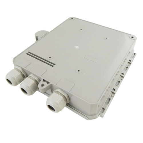 8 Core FTTH Termination Box IP65 Waterproof  ABS / PC  Customized PLC