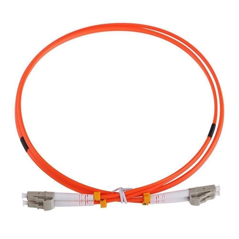 Lc - Lc Multimode Optical Fiber Patch Cord For FTTH FTTB FTTX Network